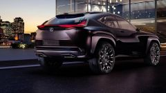 Nuova Lexus UX
