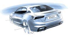 Maserati Ghibli Hybrid, la scintilla accende una nuova era - Immagine: 15