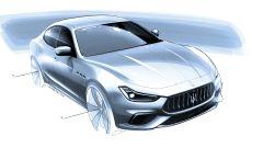 Maserati Ghibli Hybrid, la scintilla accende una nuova era - Immagine: 14