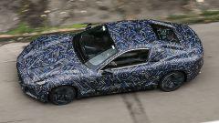 Nuova Maserati Granturismo: elettrica, ma con una voce. Prime foto - Immagine: 5
