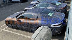 Nuova Maserati GranTurismo elettrica: potrebbe arrivare nel 2022