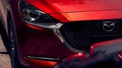 Nuova Mazda 2 2020: il facelift. Dettaglio frontale