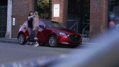 Nuova Mazda 2 2020: il facelift in strada in Giappone