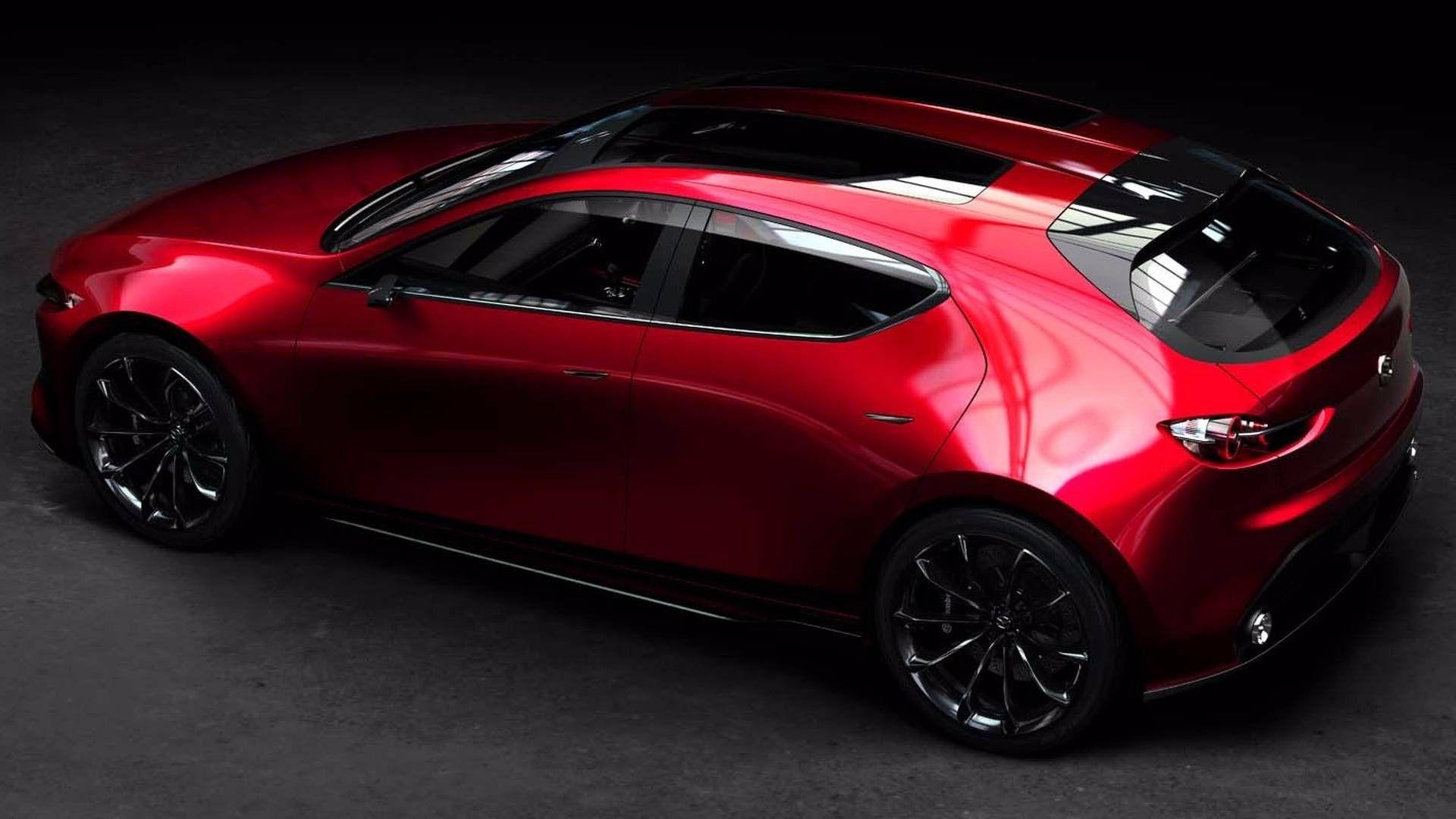 Nuova Mazda 3 2019 Ecco Come Cambier 224 Con Il Motore Skyactiv X Motorbox