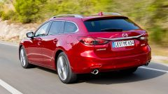 Nuova Mazda 6 Wagon 2019: novità, prova, prezzo, scheda tecnica