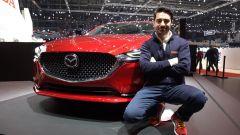 Nuova Mazda 6 Wagon: in video dal Salone di Ginevra 2018 - Immagine: 1