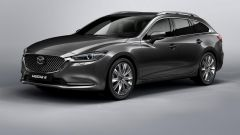 Nuova Mazda 6 Wagon