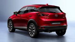 Mazda CX-3, più sicurezza ed ecologia per il restyling 2018 - Immagine: 17