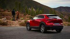 Video: al volante della nuova Mazda CX-30 Skyactiv-X 2019 - Immagine: 1