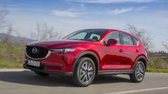 Nuova Mazda CX-5 2017: il SUV dei samurai di classe - Immagine: 2