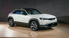 Nuova Mazda MX-30 2020: come è fatta più da vicino