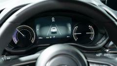 Nuova Mazda MX-30 2020 cruscotto digitale