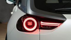 Nuova Mazda MX-30 2020 luce a LED posteriore