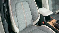 Nuova Mazda MX-30 2020 sedili anteriori