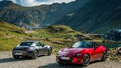 Nuova Mazda MX-5 2019: la prova sulla Transfagarasan [VIDEO] - Immagine: 7
