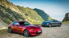 Nuova Mazda MX-5 2019: la prova sulla Transfagarasan [VIDEO] - Immagine: 8