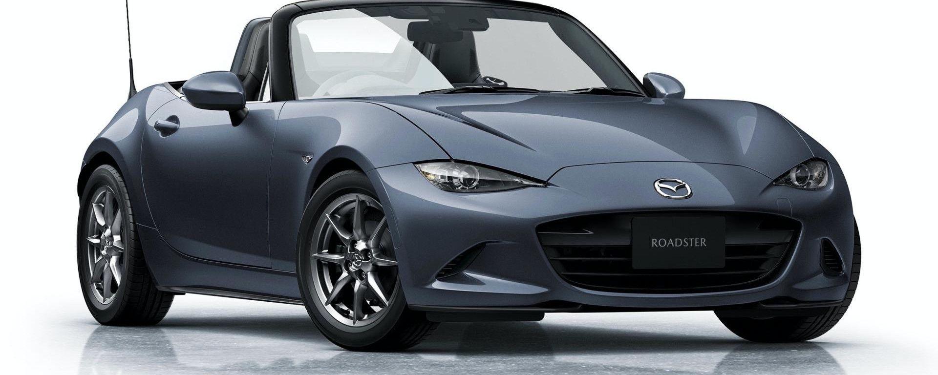 Nuova Mazda MX-5: le modifiche della MY2020