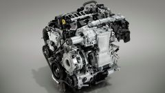 Nuova Mazda3: il motore