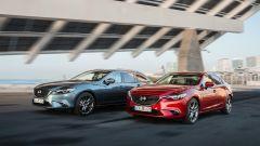 Nuova Mazda6 2017: il look non cambia, ma ha tante novità sottopelle