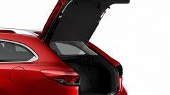 Nuova Mazda6 2017: il portellone del bagagliaio
