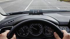 Nuova Mazda6 2017: lo head-up display a colori