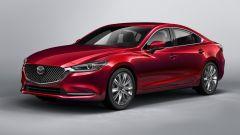 Nuova Mazda 6 2018: ecco come cambia - Immagine: 1