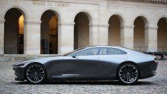 Mazda6 2022, mi manda Vision Coupé Concept. Come potrebbe essere - Immagine: 4