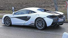 Nuove McLaren Sports Series, lavori in corso. Prime foto spia - Immagine: 7