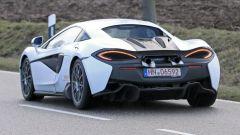 Nuove McLaren Sports Series, lavori in corso. Prime foto spia - Immagine: 8