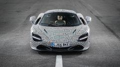 McLaren BP23: ecco l'erede della P1, sarà ibrida da 400 km/h - Immagine: 3