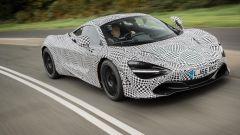 McLaren BP23: ecco l'erede della P1, sarà ibrida da 400 km/h - Immagine: 1