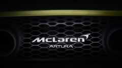 McLaren Artura, supercar con V6 Hybrid in arrivo. Video teaser - Immagine: 1