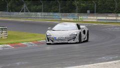McLaren 600LT: spiata da vicino la nuova Super Series - Immagine: 3