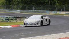 McLaren 600LT: spiata da vicino la nuova Super Series - Immagine: 4