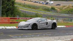 McLaren 600LT: spiata da vicino la nuova Super Series - Immagine: 5