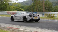 McLaren 600LT: spiata da vicino la nuova Super Series - Immagine: 8