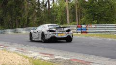 McLaren 600LT: spiata da vicino la nuova Super Series - Immagine: 9