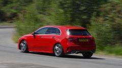 Nuova Mercedes A250e: l' ibrido plug-in debutta a Francoforte (2)