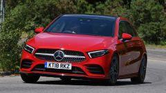 Nuova Mercedes A250e: l' ibrido plug-in debutta a Francoforte