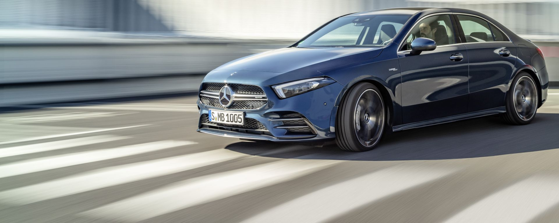 Nuova Mercedes-AMG A 35 Sedan 2019