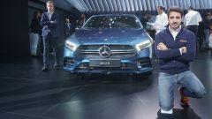 Nuova Mercedes-AMG A35: in video dal Salone di Parigi 2018 - Immagine: 1