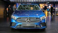 Nuova Mercedes-AMG A35: in video dal Salone di Parigi 2018 - Immagine: 4