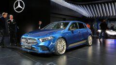 Nuova Mercedes-AMG A35: in video dal Salone di Parigi 2018 - Immagine: 5