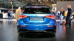 Nuova Mercedes-AMG A35: in video dal Salone di Parigi 2018 - Immagine: 13