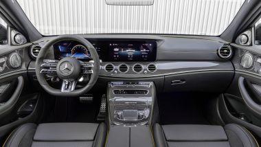 Nuova Mercedes-AMG E 63 2020, ecco l'MBUX