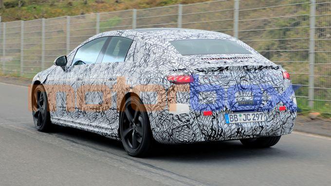 Nuova Mercedes-AMG EQE: in arrivo la berlina sportiva a zero emissioni