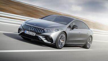 Nuova Mercedes-AMG EQS 53 4Matic+