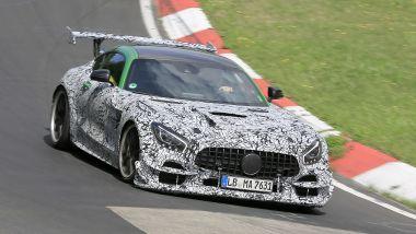 Nuova Mercedes-AMG GT Black Series: la bomba di Affalterbach arriva nel 2020