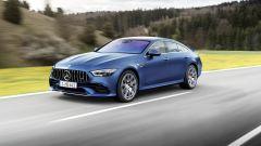 Nuova Mercedes-AMG GT Coupé4 43 4Matic+: la nuova coupé sportiva tedesca