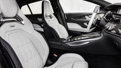 Nuova Mercedes-AMG GT Coupé4 53 4Matic+: i sedili anteriori